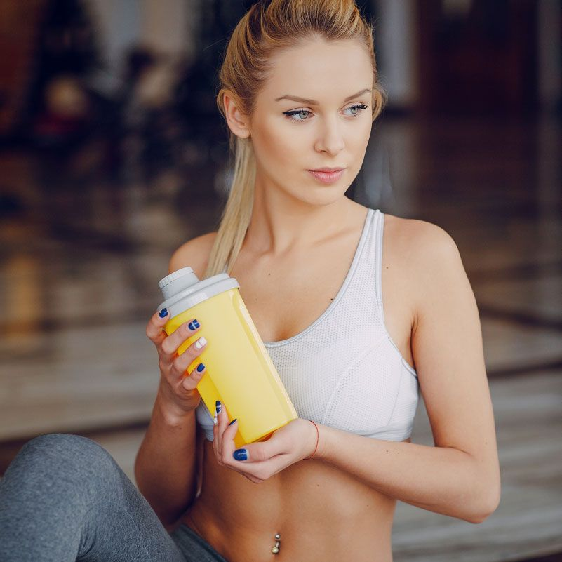 Nutritional advice that will keep you training